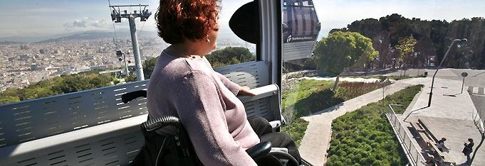 Accessible experiences in Barcelona